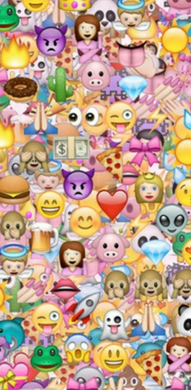 Soccer Emoji Wallpaper