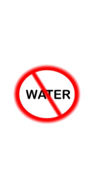 No water symbol gallery